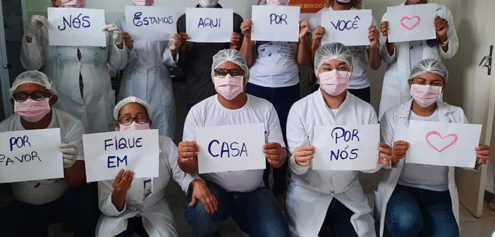 Combatentes limoeirenses no enfrentamento imediato à pandemia que se espalhou no mundo inteiro, do Sul ao Norte do Brasil.