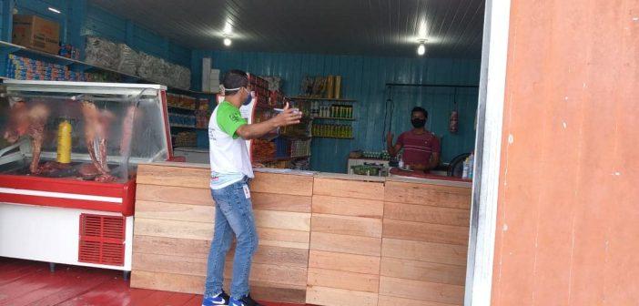 Governo Municipal organiza equipes volantes, para intensificar a orientação e combate ao CORONAVÍRUS, às comunidades ribeirinhas de Limoeiro.