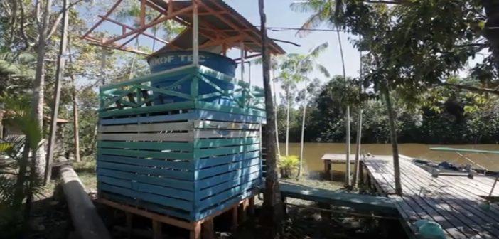 Projeto Salta-Z em pleno funcionamento em 58 comunidades ribeirinhas de Limoeiro do Ajuru.